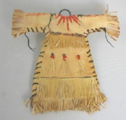Native American Woman's Dress #2