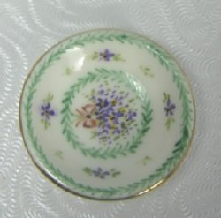 Shallow Porcelain Bowl