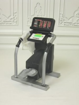 "1/2"" Scale Excercise Machine"