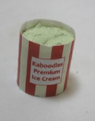 Pistachio Ice Cream Tub
