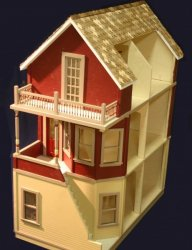 The Westlake Dollhouse Kit