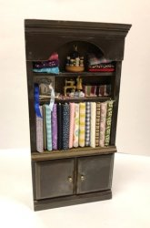Sewing Cabinet, Filled