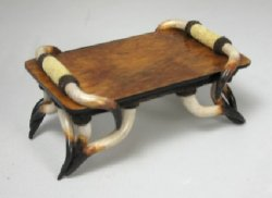 Longhorn Coffee Table