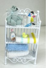 Baby Shelf, Blue