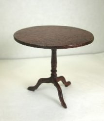 Round Tilt-Top Table