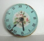 Shabby Chic Clock #2