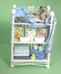 Nursery Shelf, Boy's