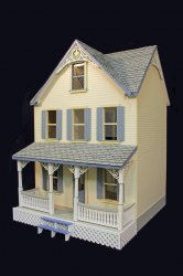 Penny Lane Dollhouse Kit
