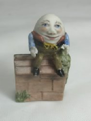 Mini Humpty Dumpty Sitting on a Wall
