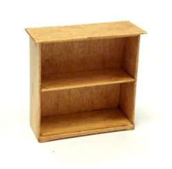 "1/2"" Scale Bookcase, Pine"