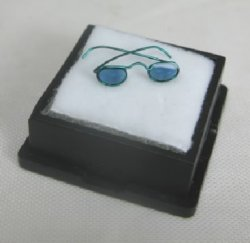 Sunglasses #3, Blue Granny