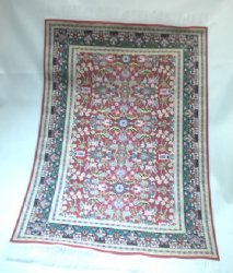 Woven Turkish Carpet, Large #3