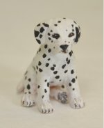 Dalmatian Puppy by Karl Blindheim