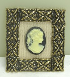 Framed Cameo Wall Art
