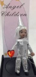 Tin Man Doll