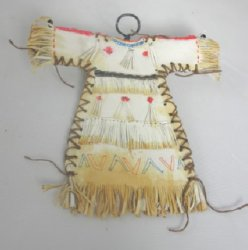 Native American Woman's Dress #1