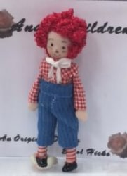 Raggedy Boy Doll