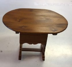 Pine Hutch Table Bench by H.D. Schmidt
