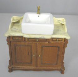 Vessel Sink, Country Style