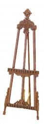 Gallery Easel, Walnut Finish