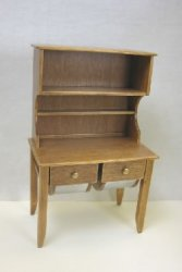 Baking Cabinet by B.A. Himes