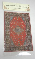 Woven Turkish Carpet, Medium #9