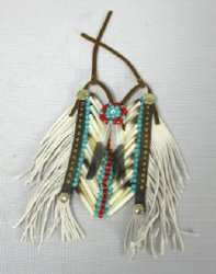 Native American Beaded Breastplate