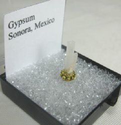 Gypsym from Sonora, mexico