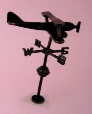 Airplane Weather Vane