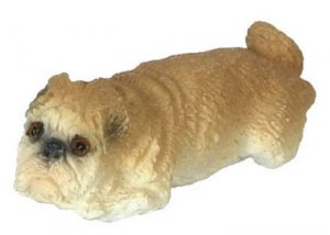 "1/2"" Scale Bulldog"