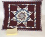 Star of Bethlehem Quilt by Kate Adams.