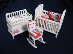 Puppy Love Nursery Set