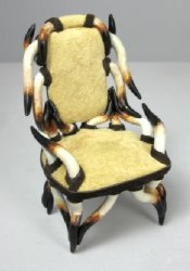 Longhorn Gent's Chair