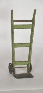 Old Fashioned Hand Truck