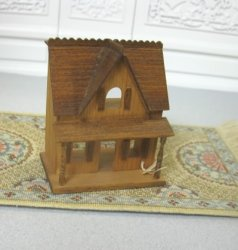 "1/144"" Scale Dollhouse for a Dollhouse by David Krupick"