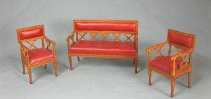 French Sofa & Chairs
