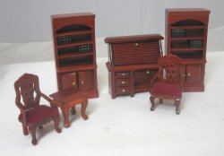 Half-Inch Scale 7-Piece Library