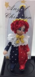 Max, a Clown Doll
