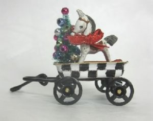 Motley Christmas Wagon