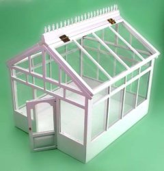 One-inchh Scale Conservatory Kit