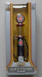 "Die Cast Studebaker Visible Gas Pump, 5 1/2"" Tall"
