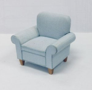 Bren Chair, Light Blue