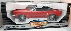 1964 Ford Mustang Convertible, 1:12 Scale