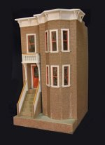 Park Avenue Dollhouse Kit
