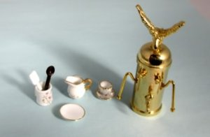 Cappuccino Set, 5-Piece