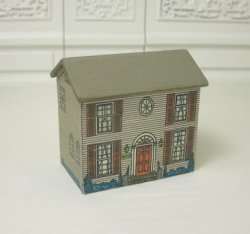 Tiny Saltbox House