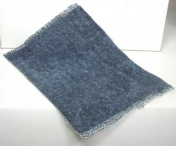 Denim Blue Area Rug