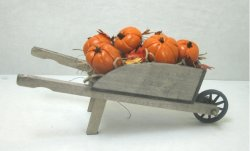 Skeleton Wheelbarrow