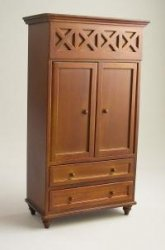 Ashley Armoire, Spice