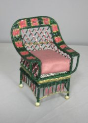 Garden Trellis Chair